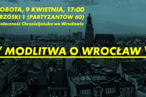 Wspólna modlitwa oWrocław