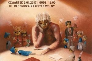 """Przedstawienie – """"Sen Lalkarza"""""""