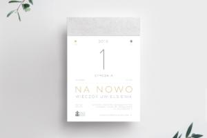 Nanowo –Noworoczny wieczór uwielbienia