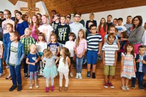 Zgłoszenia dzieci doSzkółki Niedzielnej